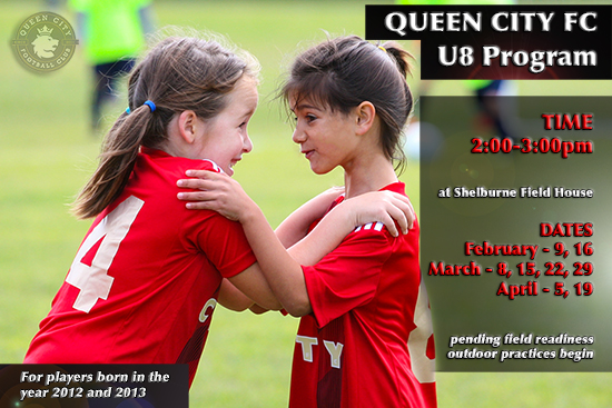 QCFC U8 Junior Program