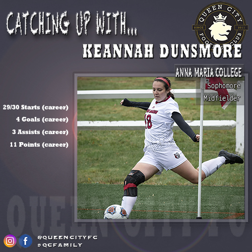 Catching Up With...Keannah Dunsmore