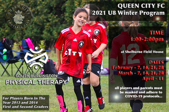 2021 QC U8 Boys and Girls Winter Session
